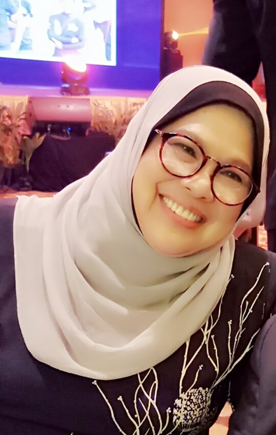 Datin Nor Rahmah